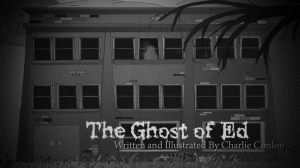 A scary story about a boy and his encounters with the ghost that lives in the building across the road.