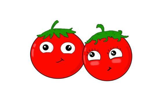 Tomato Characters